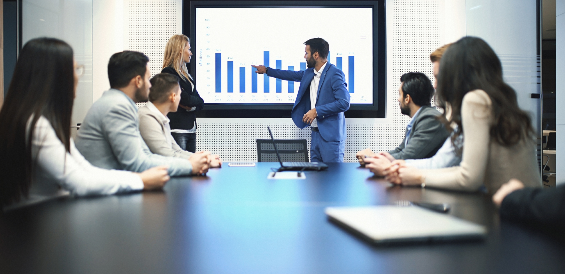 5 Technology Trends That Are Shaping Business Presentations for The Future