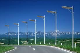 commercial street light