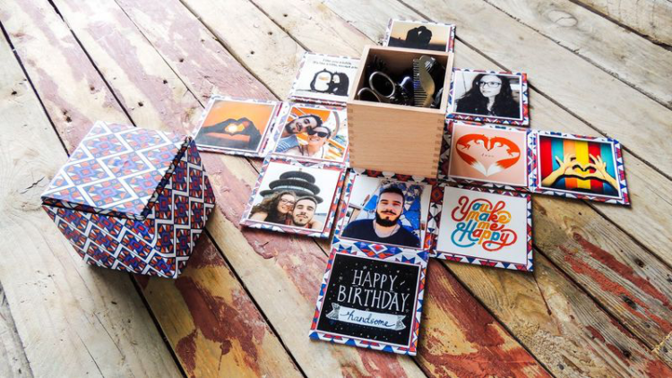 Top Seven Customised Gift Ideas