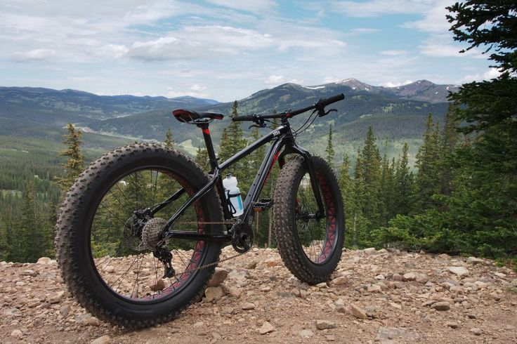 Fat Tire Mountain Bike