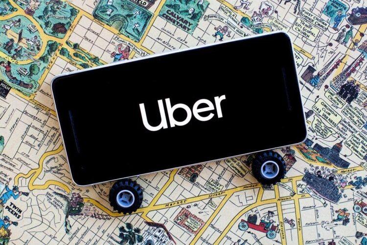 Uber Lux Car